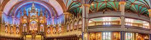 Notre-Dame basilica of Montreal Virtual Tour