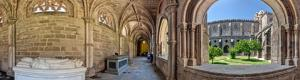 360 Photo of the Cloisters of the Cathedral of �vora in Portugal