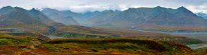 Denali National Park in Alaska Interactive Panorama