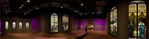Tiffany Glass exhibition in Montreal