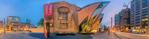 Royal Ontario Museum ROM in Toronto virtual tour