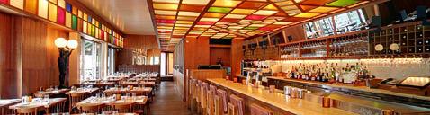 Google Street View Tours. Montreal Le Valois restaurant interactive virtual ...