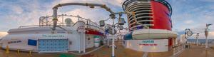 Disney Fantasy Aqualab and Splash Zone Virtual Tour