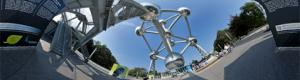 The Atomium in Brussels - 360 Virtual Tour