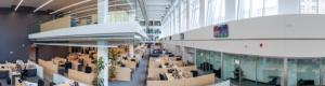 Newsroom of La Presse Plus in Montreal Virtual Tour